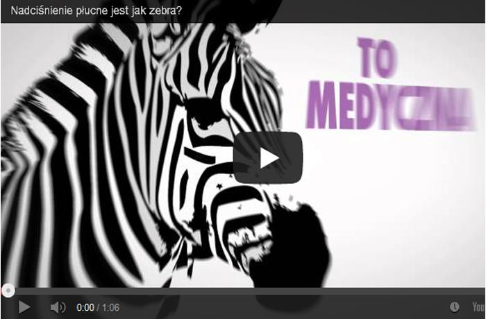 Czy Nadciśnienie Płucne jest jak zebra?