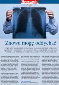 Newsweek Znowu Moge Oddychac